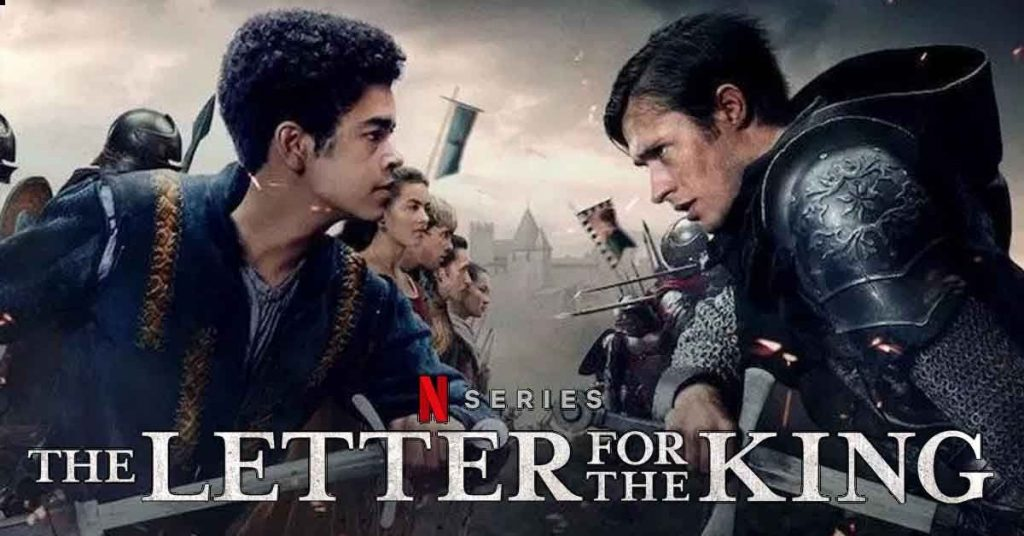 The Letter for the King 2